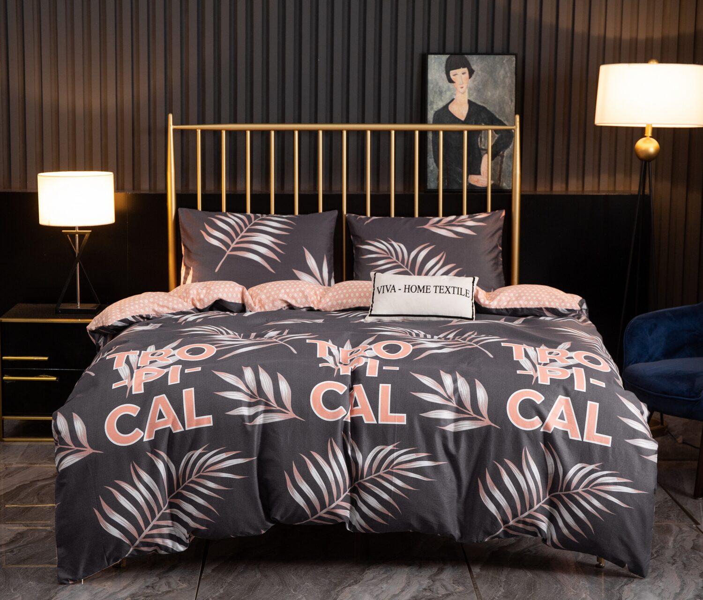 Комплект постельного белья Сатин 100% хлопок C437