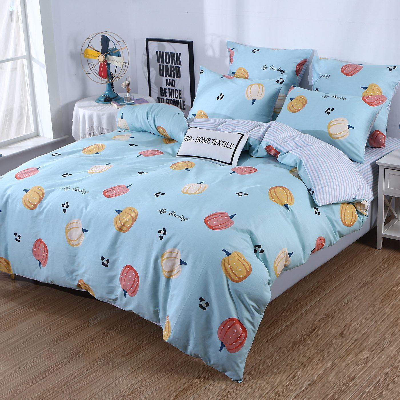 Комплект постельного белья Сатин 100% хлопок C463