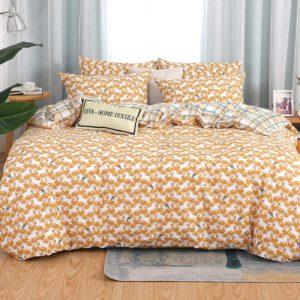 Комплект постельного белья Сатин 100% хлопок C477
