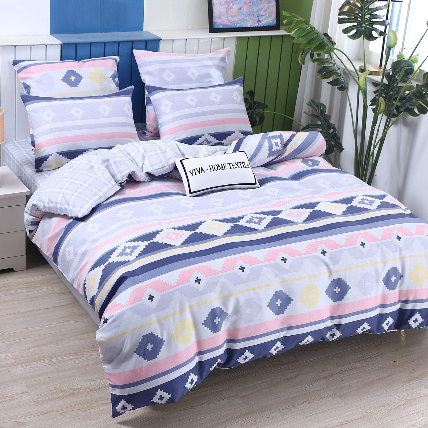 Комплект постельного белья Сатин 100% хлопок C489