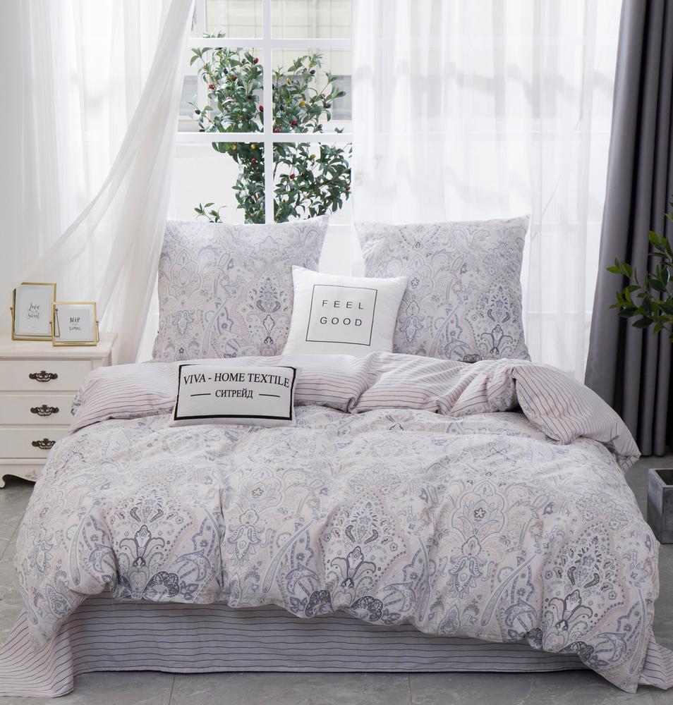 Комплект постельного белья Сатин 100% хлопок C494