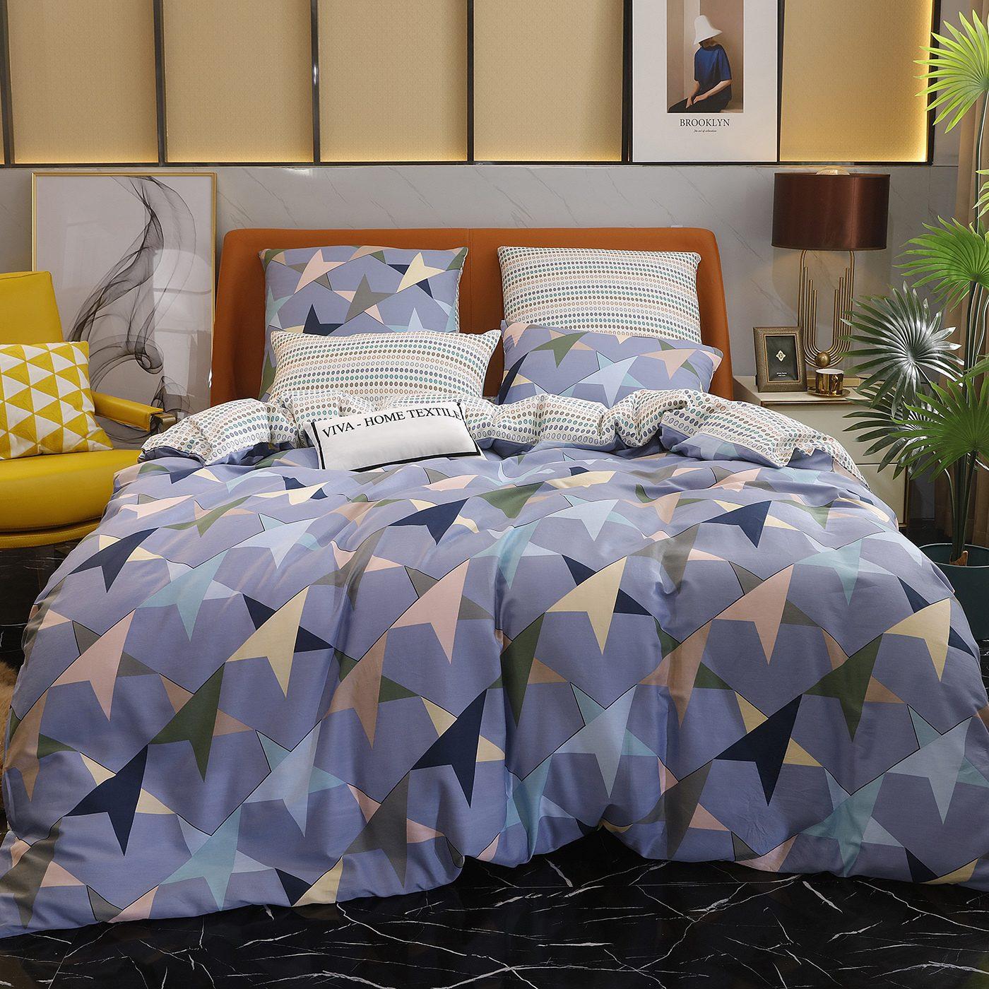 Комплект постельного белья Сатин 100% хлопок C497
