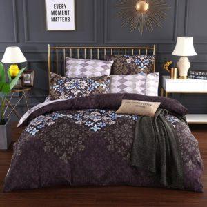 Комплект постельного белья Сатин Вышивка CN030