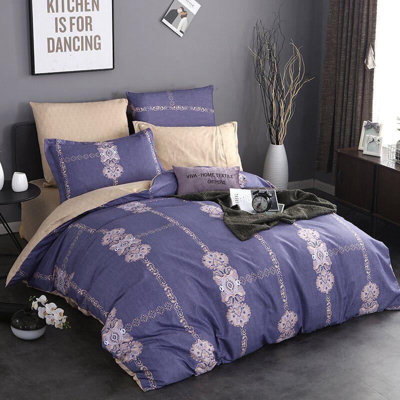 Комплект постельного белья Сатин Вышивка CN031