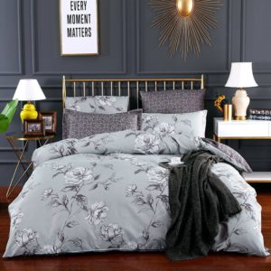 Комплект постельного белья Сатин Вышивка CN032