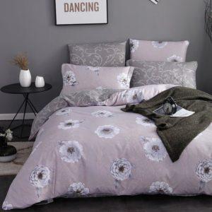 Комплект постельного белья Сатин Вышивка CN038