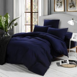 Комплект постельного белья Однотонный Сатин CS002
