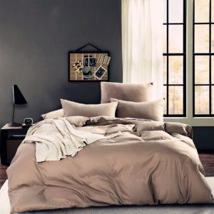 Комплект постельного белья Однотонный Сатин CS003