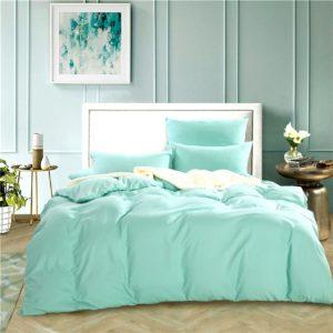 Комплект постельного белья Однотонный Сатин CS007