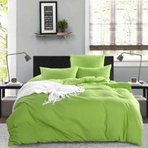 Комплект постельного белья Однотонный Сатин CS011