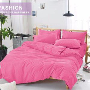 Комплект постельного белья Однотонный Сатин CS012