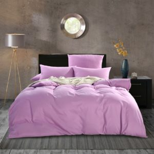 Комплект постельного белья Однотонный Сатин CS013