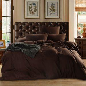 Комплект постельного белья Однотонный Сатин CS016