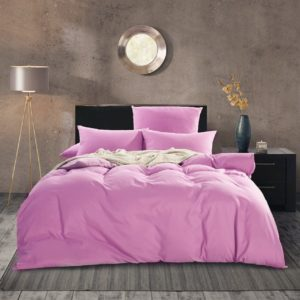 Комплект постельного белья Однотонный Сатин CS019