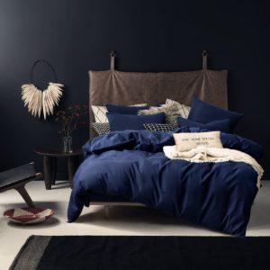 Комплект постельного белья Однотонный Сатин CS021