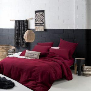 Комплект постельного белья Однотонный Сатин CS022