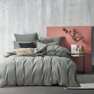 Комплект постельного белья Однотонный Сатин CS023