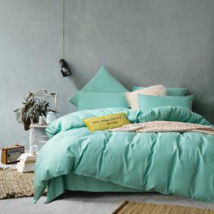Комплект постельного белья Однотонный Сатин CS025