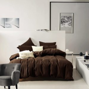 Комплект постельного белья Однотонный Сатин CS029