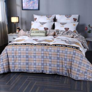 Комплект постельного белья Сатин 100% хлопок C509